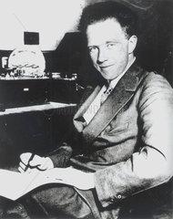 Carl Werner Heisenberg  German physicist  c 1920s.