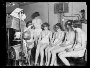 Sunray 'treatment'  1932.
