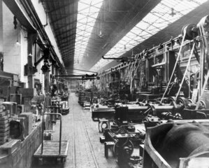 Gateshead Works  Tyne & Wear  c 1908. An em