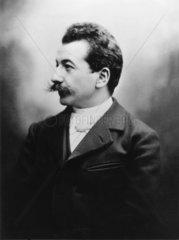 Auguste Lumiere  c 1895.