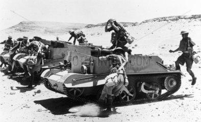 Scottish Infantry in Egypt  12 June 1940.