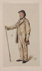John Bennet Lawes  scientific agriculturalist  1882.