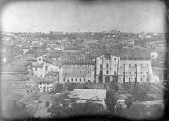 'Rome  Panorama from San Pietro in Montorio