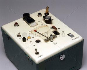 Breathalyser  USA  1963-1964.