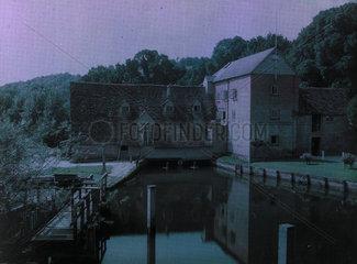 Mill  c 1912-1915.