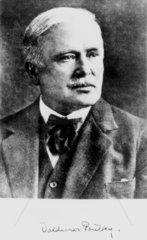 Valdemar Poulsen  Danish electrical engineer  c 1910-1920.