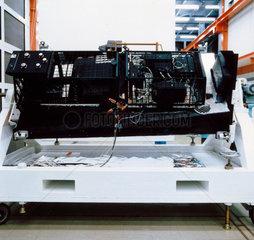 Faint object camera for Hubble Telescope  1980s.