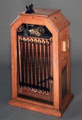 Edison Kinetoscope  1894.