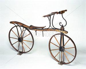'Hobby horse'  c 1818.