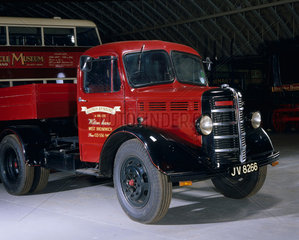 Bedford MLD lorry  1950. Bedford lorry  cha