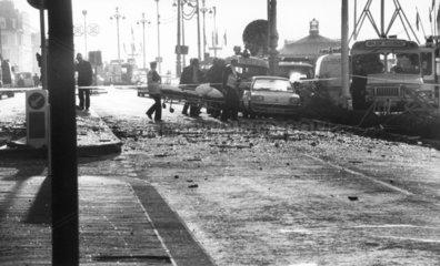 IRA bomb  Brighton  October 1984.