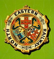 North Eastern Railway NER.