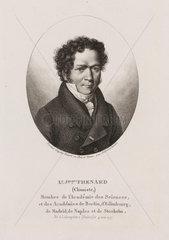 Louis Jacques Thenard  French chemist  1824.