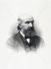 John Couch Adams  English astronomer  1880-1890.