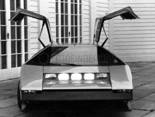 Aston Martin 'Bulldog'  1979.
