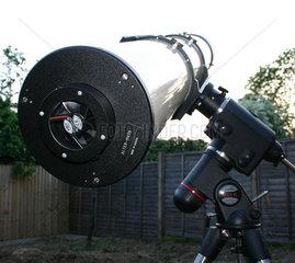 Cooling fan on a telescope  2004.