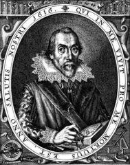 Aaron Rathbone  British mathematician  1616.