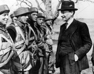 Clement Attlee (1883-1967)  Labour politica