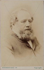 Edwin Lankester  English physician and botanist  late 19th century.
