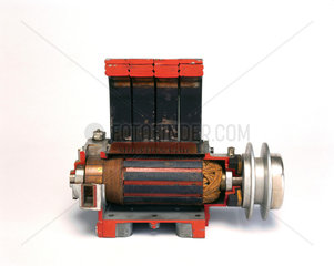 MIRA magneto-generator  1910.