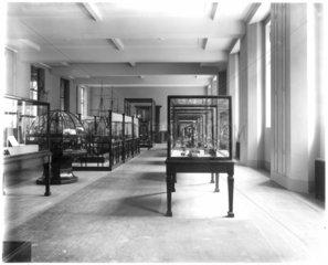 Ground floor gallery  looking north  1928.