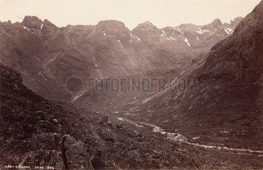 'Hart O'Corry  Skye'  Scotland  c 1850-1900.