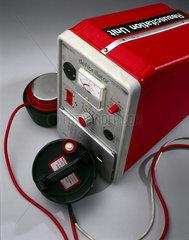 Defibrillator  1970-1980.