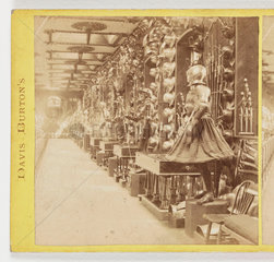 'The Horse Armory'  c 1880 .