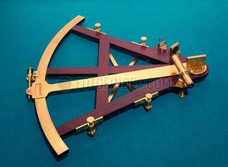 Captain Cook's sextant  c 1772.