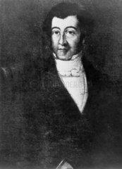Joseph Bramah  English inventor  late 18th century.