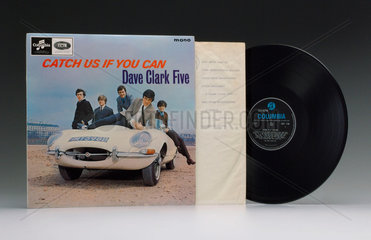 LP Dave Clark Five 'Catch Us If You Can'  Columbia Records (EMI)  1965.