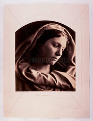 'Mary Mother'  1867.