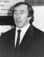 Jackie Stewart  Belfast. February 1986.