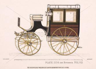Private omnibus  c 1903.