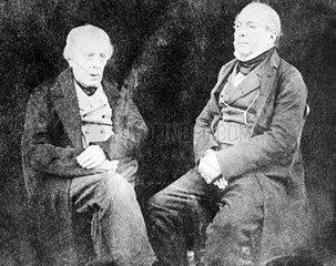The sons of Robert Burns  c 1860.