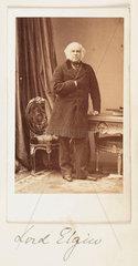 Lord Elgin  c 1860.