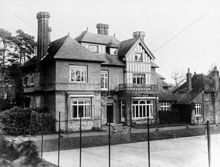 Agatha Christie (1890-1976)  English crime