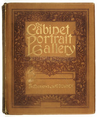 'The Cabinet Portrait Gallery'  1892.