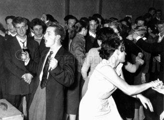 First rock n roll club in Britain.