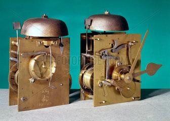Striking mechanisms  English  c 1880.