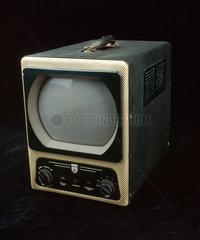 Ekco television receiver  type TMB272  1955.