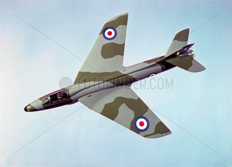 Hawker Hunter  c 1953.