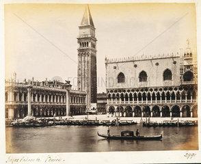 Doge's Palace  Venice.