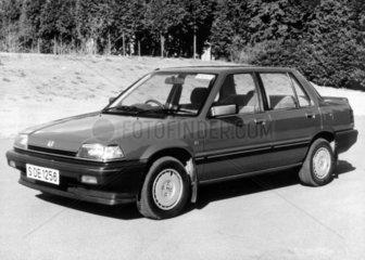 Honda Ballade  1986.