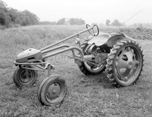 Allis Chalmers model G tractor  c 1938.