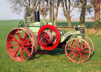International Harvester Mogul tractor  1916.