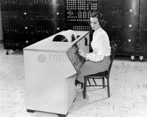 Differential analyzer  1951.
