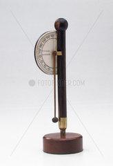 Henley's electrometer  c 1770.