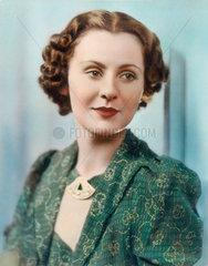 Portrait of a woman  1943.