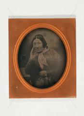 Madame Louise Georgina Daguerre  c 1845.
